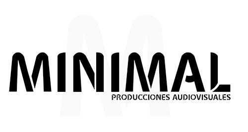 El logo de Minimal Producciones